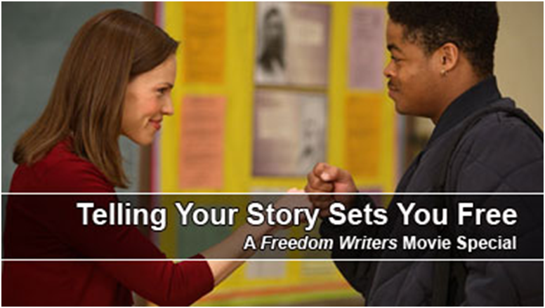 The freedom writers diary movie