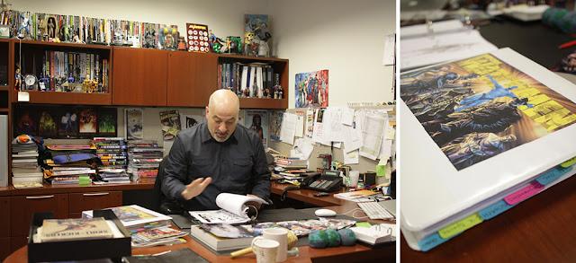 Trabajo Perfecto! [Comic's DC]