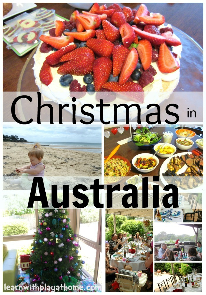 Learn with play at home christmas in australia for At home christmas