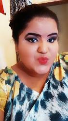 A Blogueira Luana Guerra