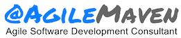 @AgileMaven · Vishal Prasad · Agile Software Development Consultant ·