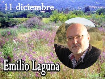 Emilio Laguna, Biólogo premiado.