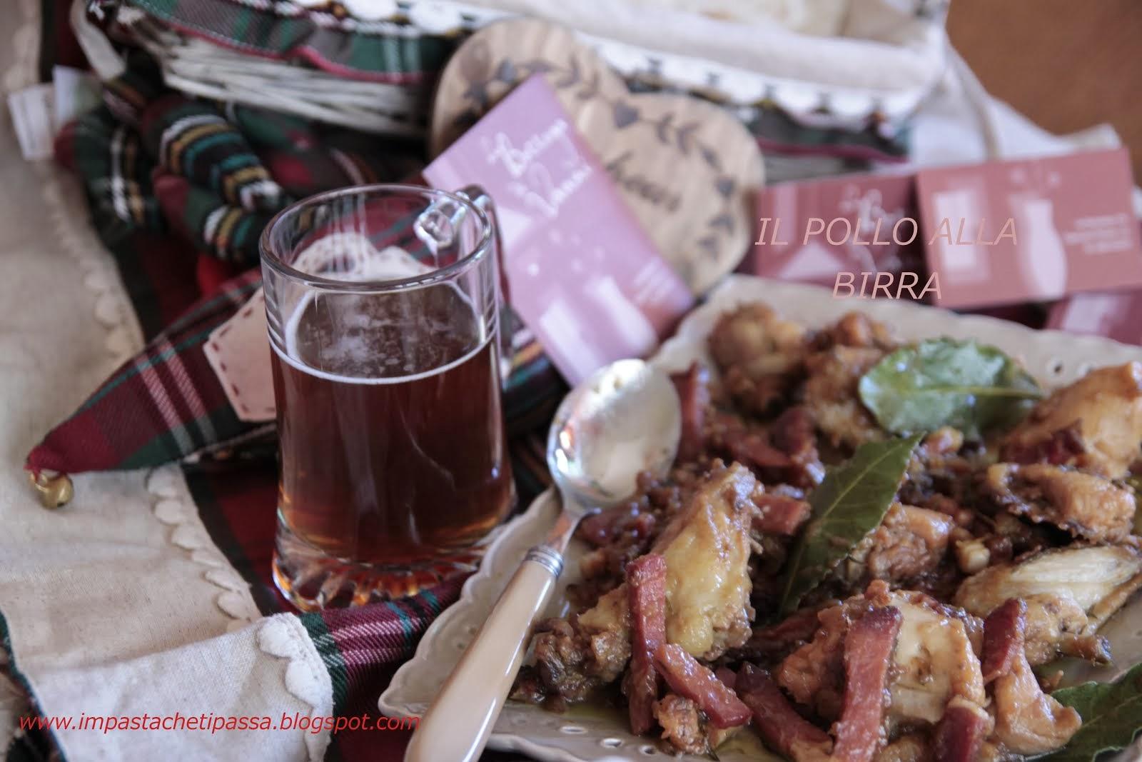 Pollo alla Birra