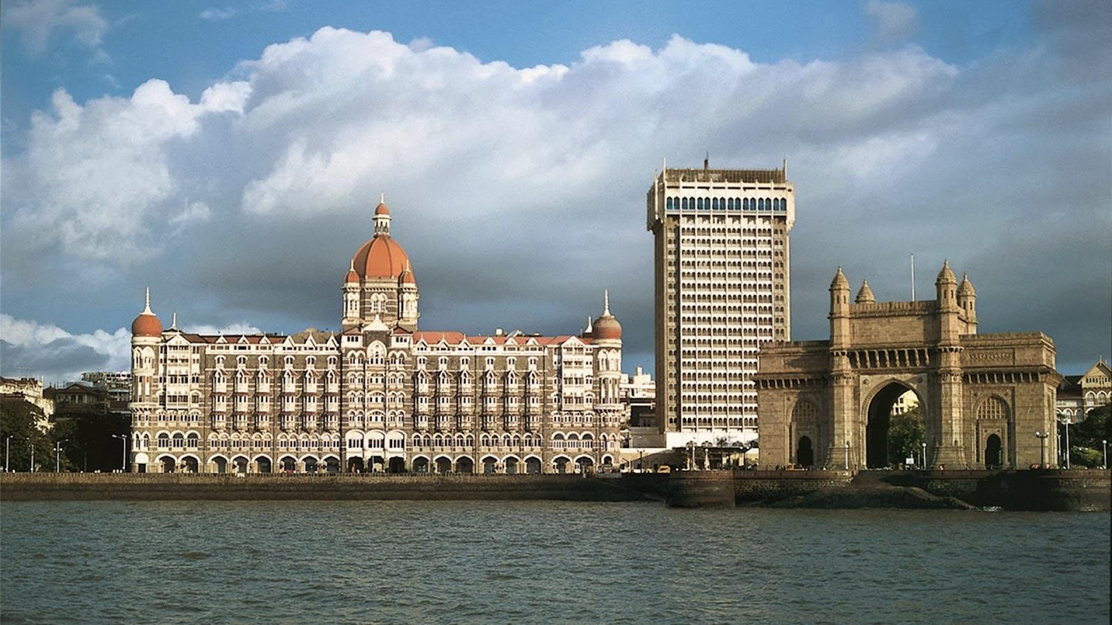 Hd wallpaper indian - The Taj Mahal Hotel Mumbai Hd Wallpapers