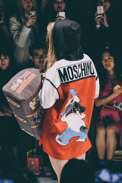 Moschino - Moda outono-inverno 2015/2016