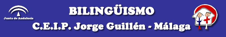 Bilingüismo CEIP Jorge Guillén