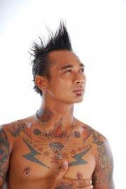 "Kisah Tato-tato di Tubuh Jerinx ""SID"""