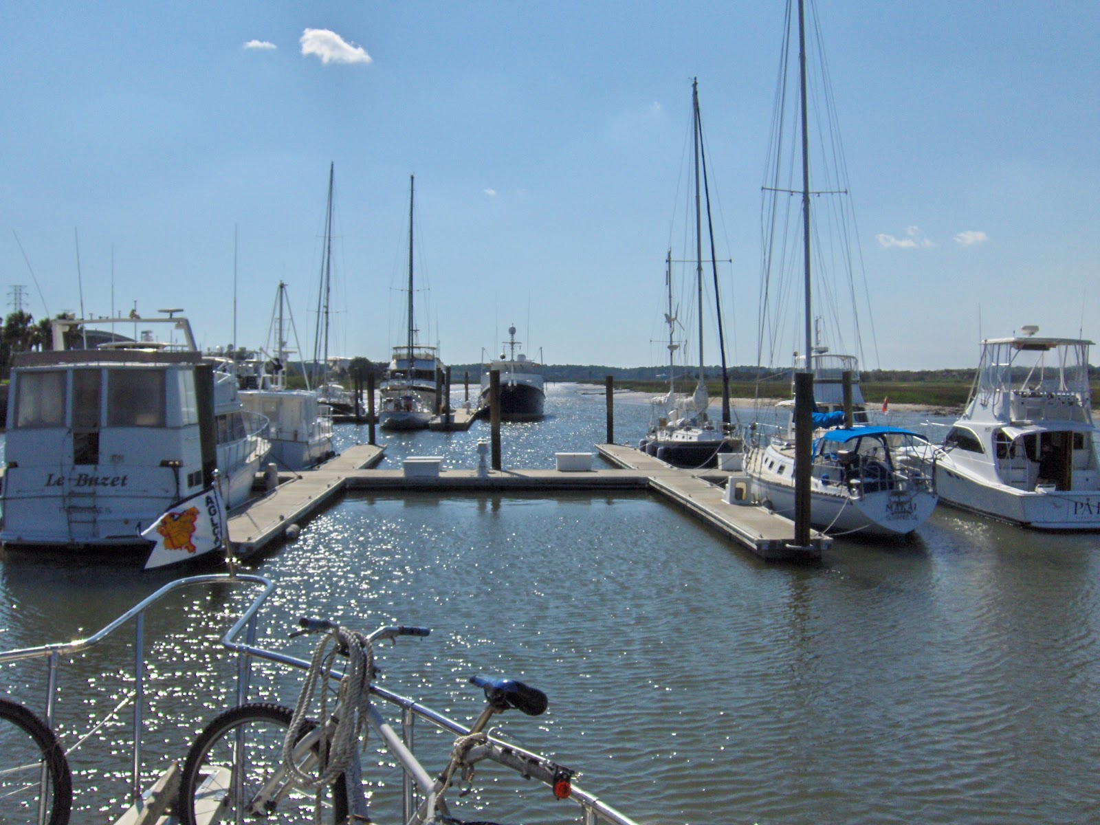 Amelia Island Yacht Basin Fernandina Beach Fl