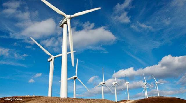Indonesia Kembangkan Energi Angin Jadi Listrik Bersama Perusahaan India