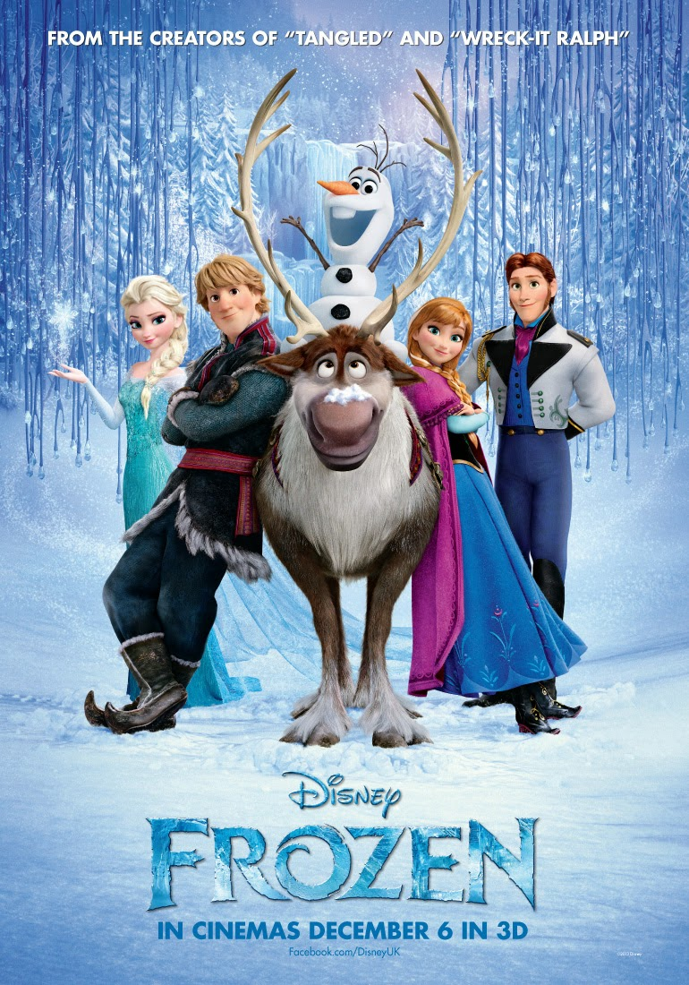 Frozen is a (2013) 3D computer-animated musical fantasy-comedy film
