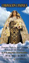 Coronación Canónica Reina de las Huertas 2015