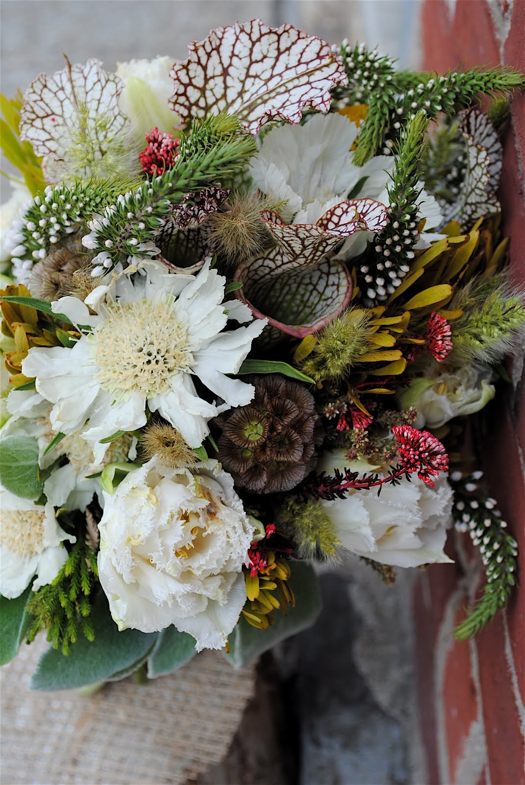 Bridal Florist Nyc : Rebecca shepherd floral design bohemian wedding flowers nyc
