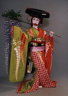 Gadis Fuji - Tarian Mancanegara