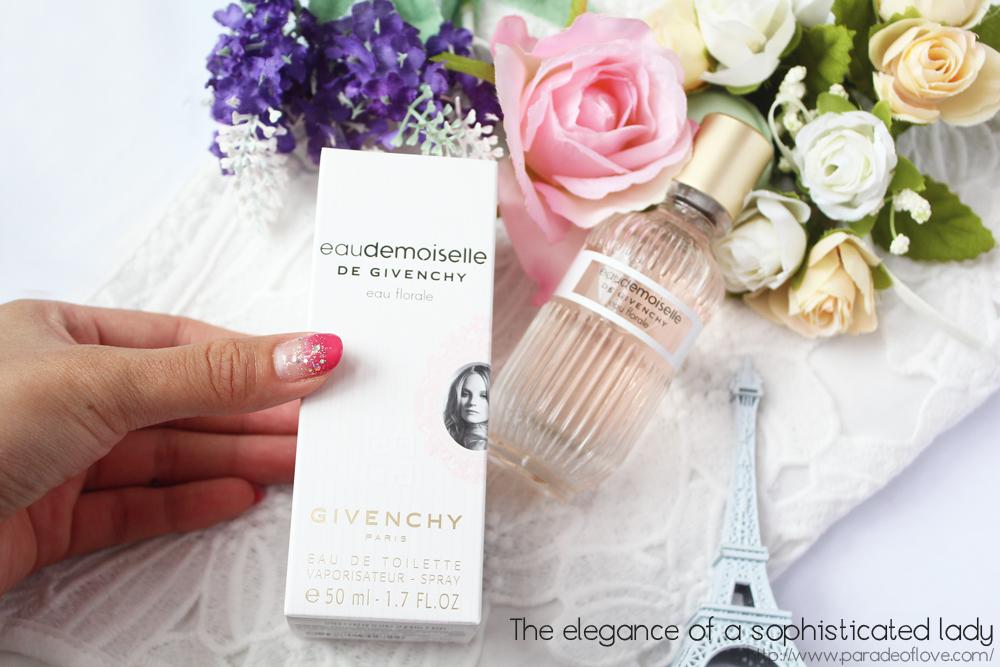 Eau Demoiselle de Givenchy Eau Florale