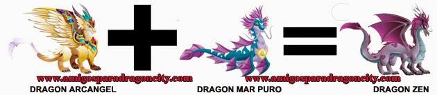 como hacer el dragon zen de dragon city formula 1