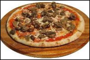 Palavras de humor. A dieta da pizza.
