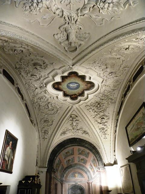 Strahov monastery Prague