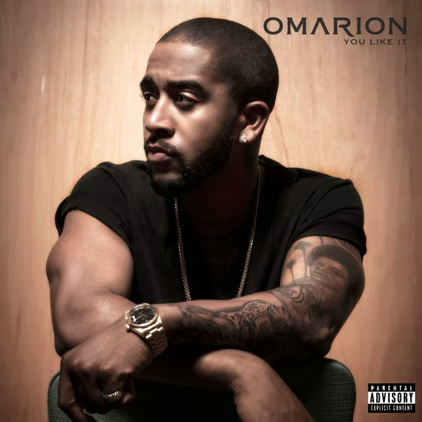 Omarion - You Like It - Single Cover