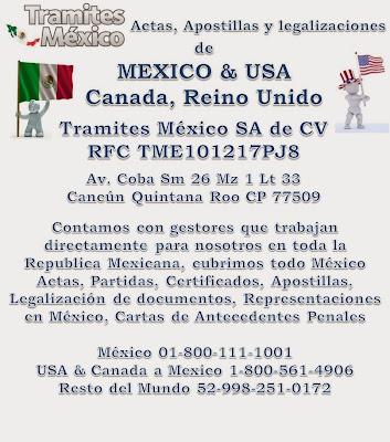 Tramites, Gestorias para Cartas de Antecedentes Penales de todo Mexico, Constancia de Datos Registrales