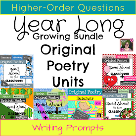 Year Long Poetry Bundle