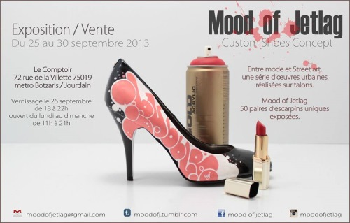 Exposition vente Mood of Jetlag
