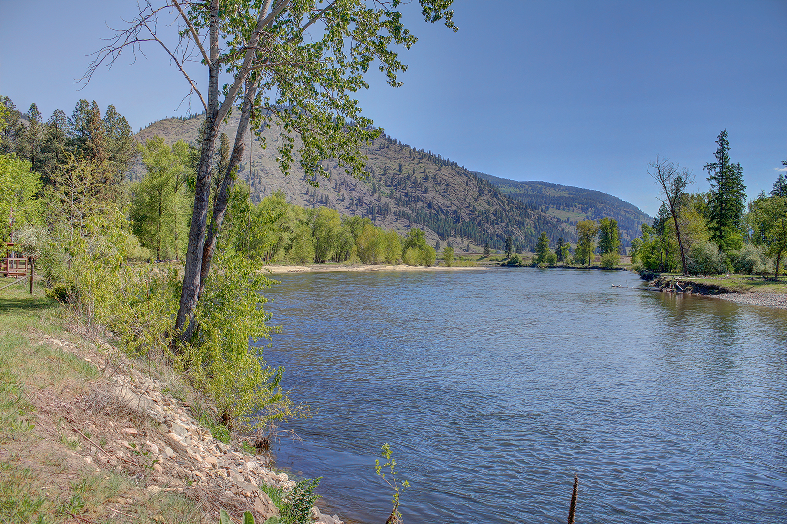 Real Estate Grand Forks Realtor Property river mountain view family ranch farm