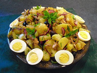 Toqu s2cuisine orientale blog cuisine salade de pommes - Cuisine orientale blog ...