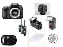 Mi equipo para Fotografía