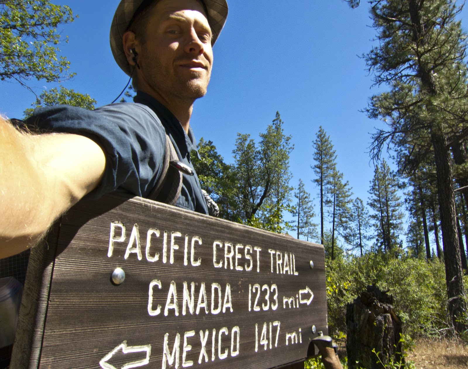 Pacific Crest Trail, Thru Hike, record, speed