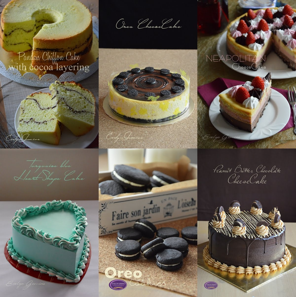 MY BAKING WORKSHOP