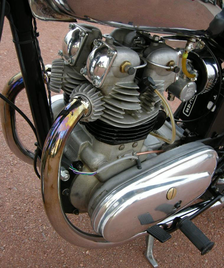 Royal Enfield Motor And Frame For Sale