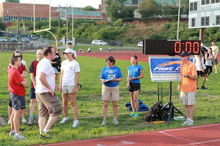 Wissahickon Wanderers Distance Track Meets Aug. 21 & 28, 2012