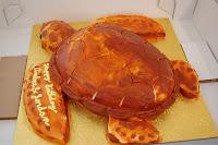 kue penyu yang unik