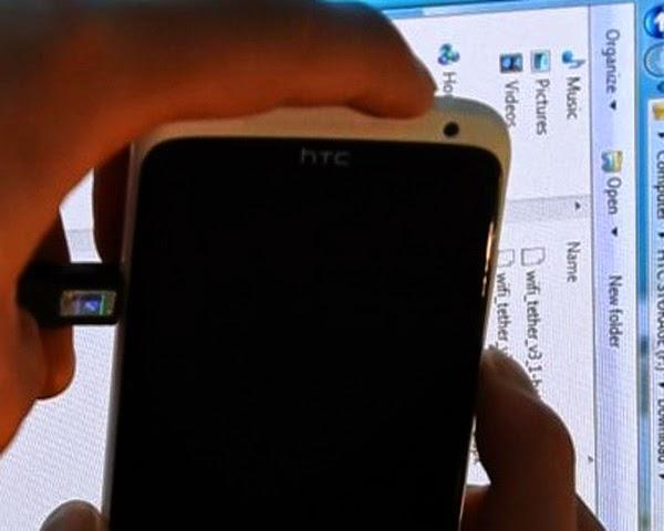 cara masuk fastboot HTC