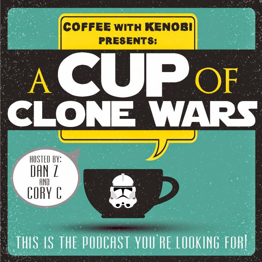 a cup of clone wars