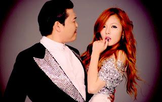 Download Lagu PSY ft. Hyuna - Gangnam Style