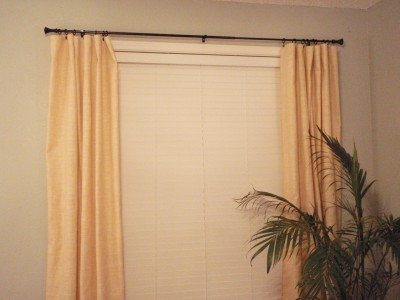 guide on how to hang curtains curtains design