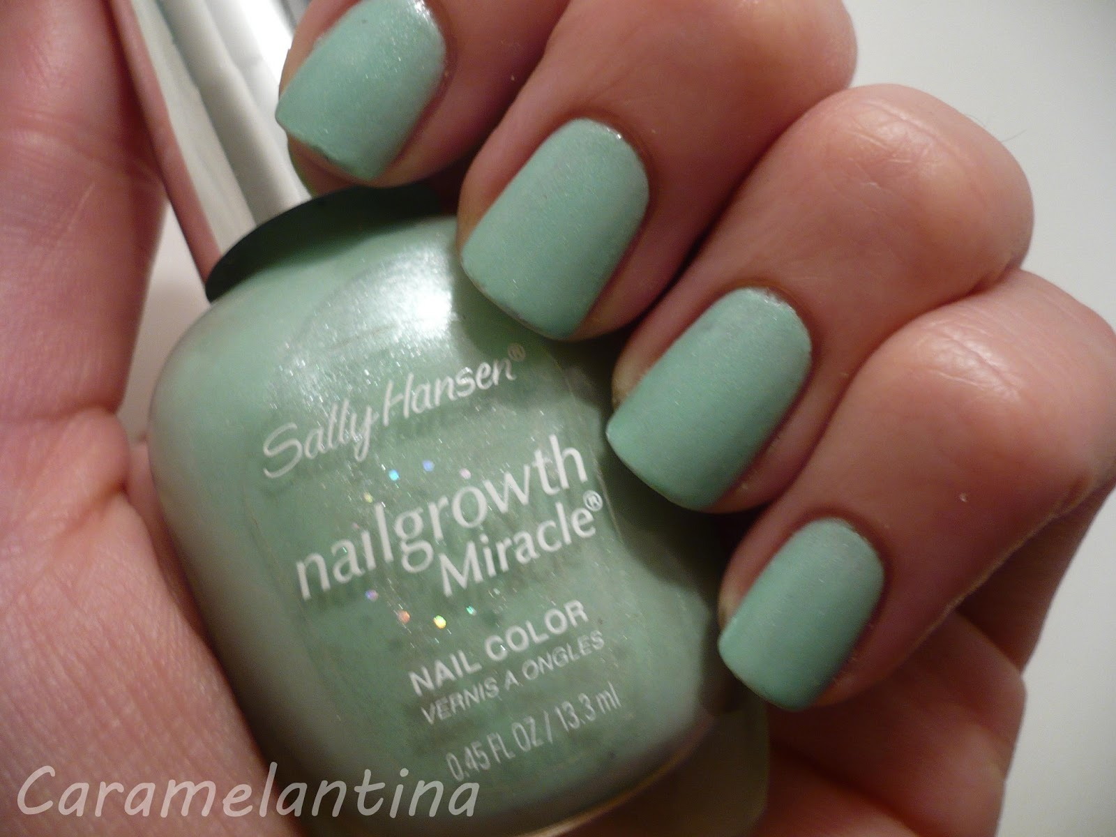 Sally Hansen, Gentle Blossom, shimmer