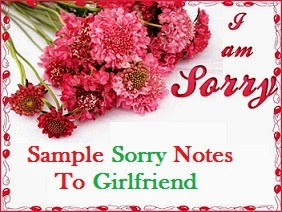Saying Sorry To Your Girlfriend May Be More Than Just A Word. Apologizing  Is One Of The Most Important Skills You Must Learn; But Sometimes Words Are  Not ...  Apology Card Messages