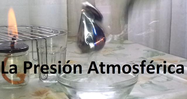 Experimentos Caseros Cómo implosionar una lata como comprimir una lata la presión atmosferica
