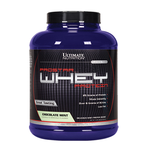 Ultimate nutrition prostar whey 5lbs