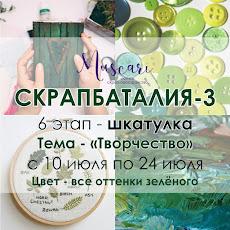VI этап СКРАПБАТАЛИИ-3