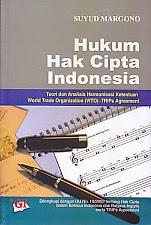 toko buku rahma: buku HUKUM HAK CIPTA INDONESIA, pengarang suyud margono, penerbit ghalia indonesia