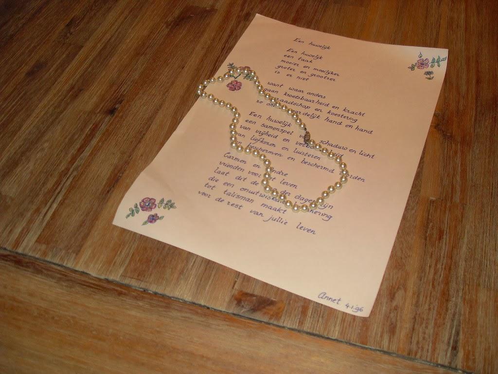 Heden heimwee en herinneringen gedicht quot een huwelijk