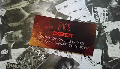 Nice, electro, photo, flyer, musée, soirée