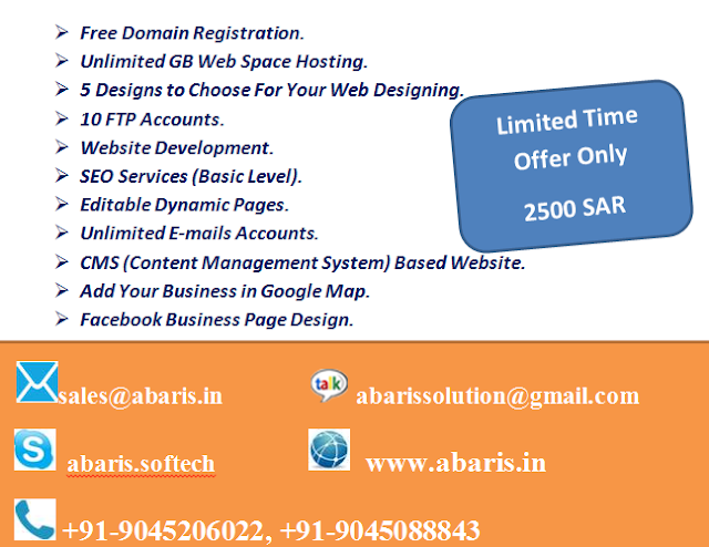 Web Design Saudi