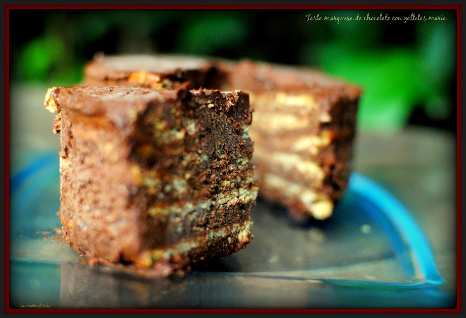 tarta marquesa de chocolate con galletas maría tererecetas 03