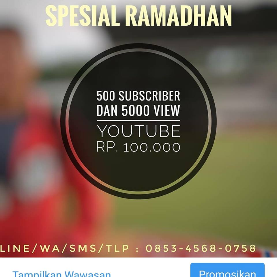 Jasa Youtube Murah