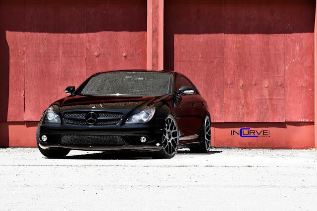 mercedes w219 custom