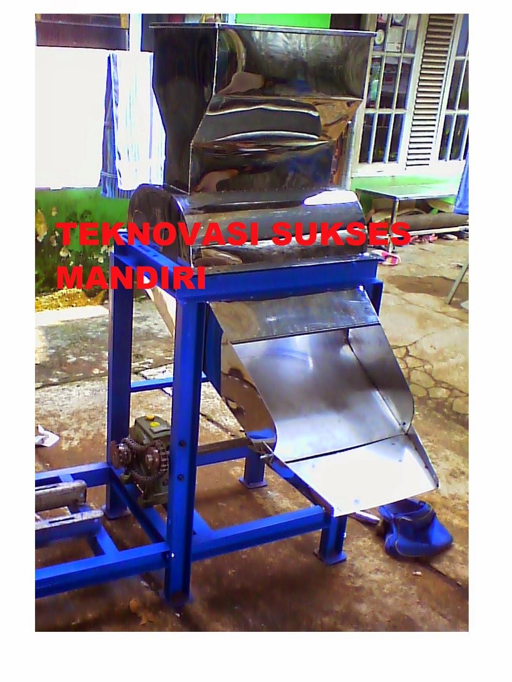 Mesin Pemecah Buah  Kakao